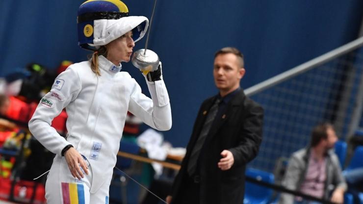 Scrimă | Ana Maria Popescu a câştigat Grand Prix-ul de la Budapesta