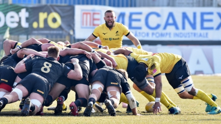 Rugby | Victorie cu bonus ofensiv pentru România în Rugby Europe Championship