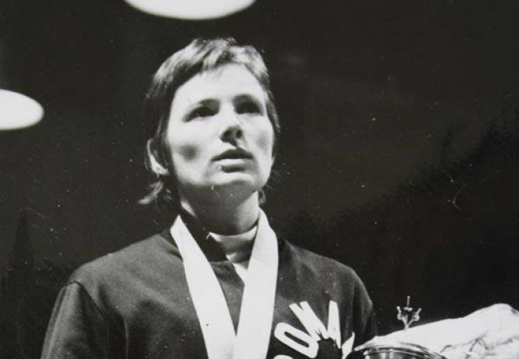 Ecaterina Stahl, inclusă în FIE Hall of Fame!