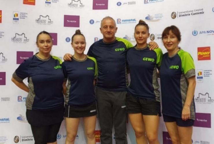 Tenis de masă | Fetele de la CSM Victoria Carei își doresc calificarea în Divizia A