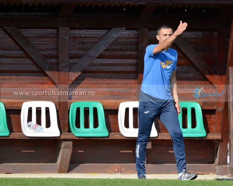 Fotbal județean | Cosmin Iuhas a preluat o fostă echipă din Liga 3