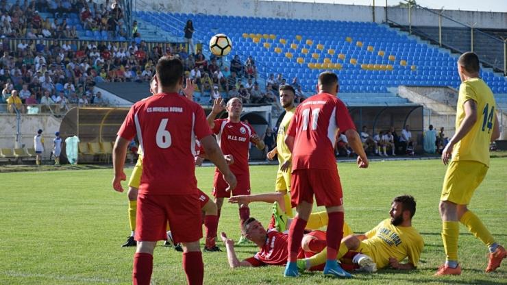 Baraj | Victorie la scor pentru CSMSatuMare în meciul tur cu Minerul Rodna