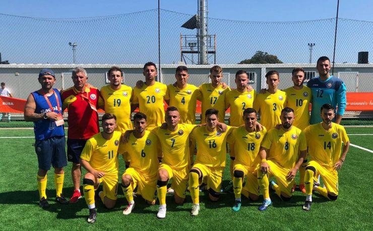 Sătmăreanul Paul Cristian a debutat azi cu echipa UBB la Campionatul European Universitar din Portugalia