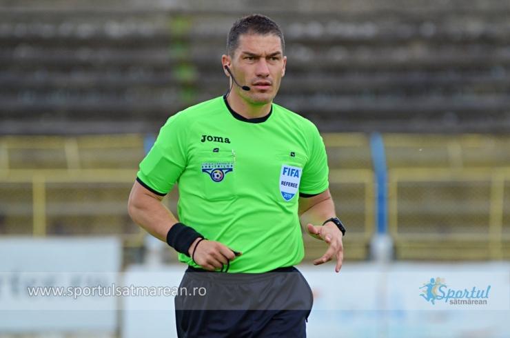 Arbitri | Istvan Kovacs, delegat în Europa League