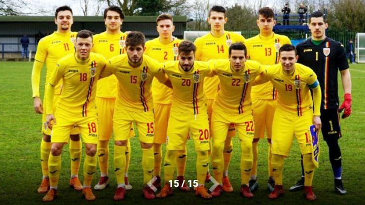 Sătmăreanul Adrian Rus, titular la echipa națională U21