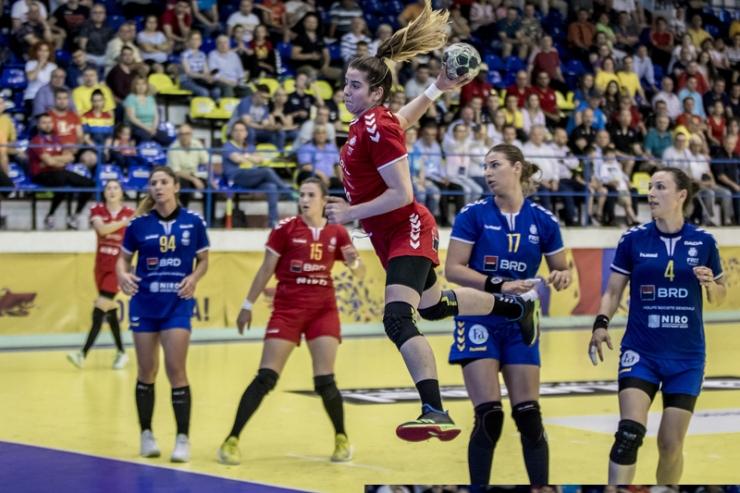 Handbal | Echipa națională U19 se pregătește în aceste zile la Satu Mare
