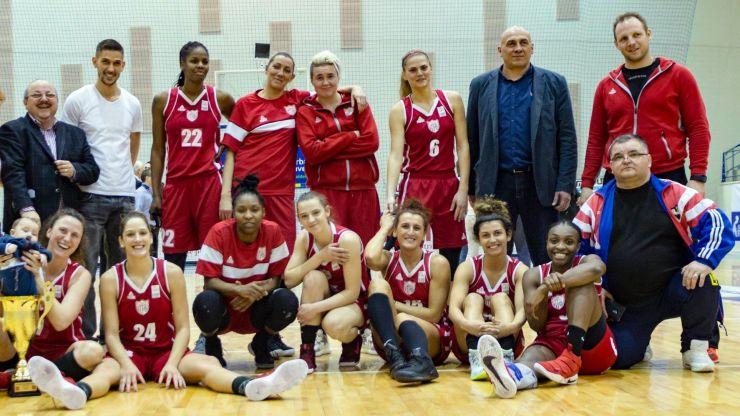 Baschet feminin | CSM Satu Mare a câştigat Liga Europei Centrale (CEWL)