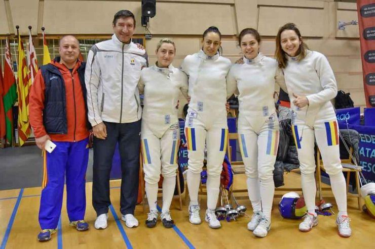 Amalia Tătăran trage la etapa de Cupă Mondială din Dubai