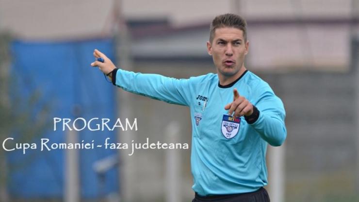 Cupa României | Programul și oficialii delegați la meciurile din turul I