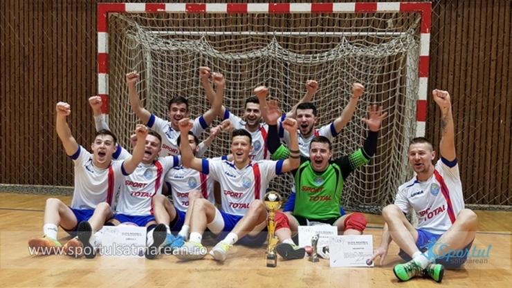 """Sătmărenii de la Il Calcio au câștigat """"Cupa Minerul 2018"""""""