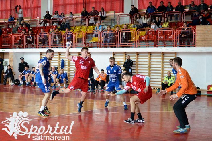 Liga Zimbrilor | CSM Satu Mare joacă ultimul meci al sezonului, la Suceava