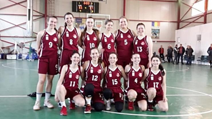 Baschet U18 | LPS Satu Mare, victorioasă pe terenul liderului LAPI Dej