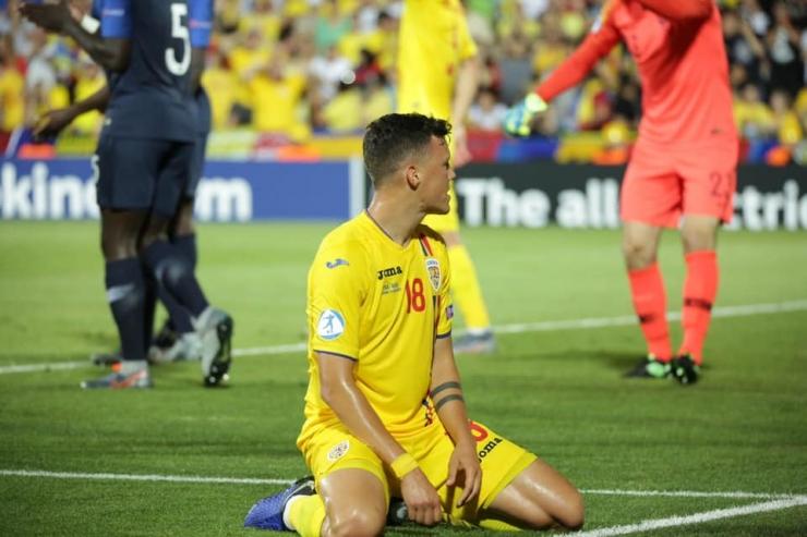 Mesajul transmis de Adrian Rus la finalul Euro 2019