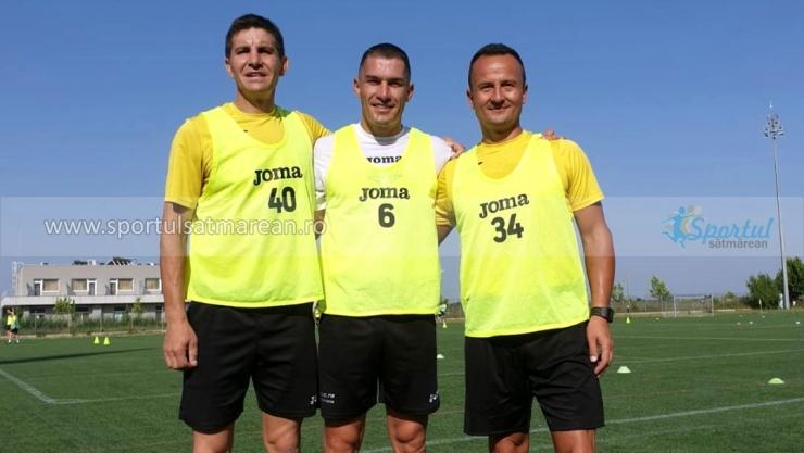 Liga 1 | Kovacs, Șovre și Danșa, testați înainte de startul noului sezon