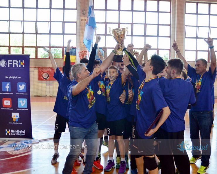Interviu | Jordi Girald Alberich, despre Turneul Final de handbal - juniori III organizat la Satu Mare
