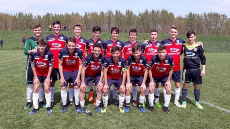 Juniori U16 | Primavera Satu Mare a învins Viitorul Arad în Liga Nord Vest
